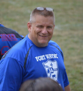 Rugby coach image