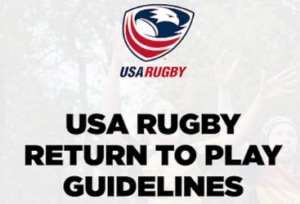Return to Play Guidelines Logo
