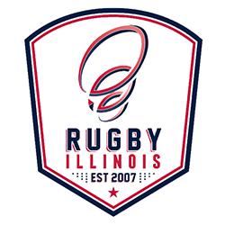 Illinois rugby logo