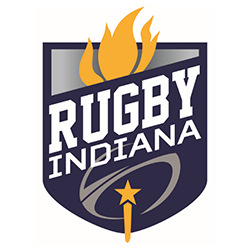 Indiana rugby logo