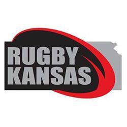 Kansas rugby logo