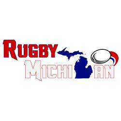 Michigan rugby logo
