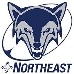 Northeast rugby logo