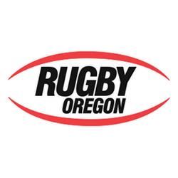 Oregon rugby logo
