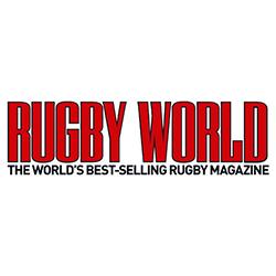Rugby world logo