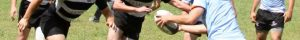 Rugby game image