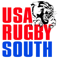 USA rugby south rugby logo