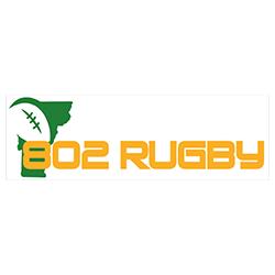 802 Rugby Logo