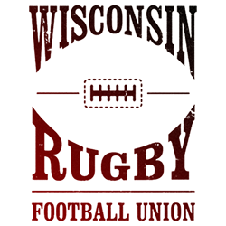 Wisconsin rugby logo